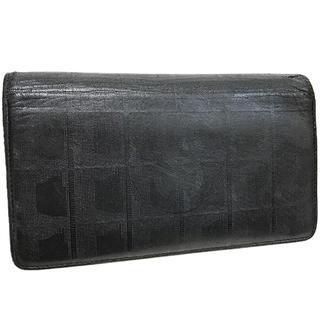 シャネル(CHANEL)のシャネル 長財布 ニュートラベルライン 黒 ブラック 【AS4276】(財布)