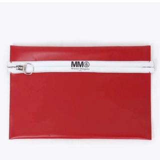 マルタンマルジェラ(Maison Martin Margiela)のMAISON MARGIELA(メゾンマルタンマルジェラ)MM6(セカンドバッグ/クラッチバッグ)
