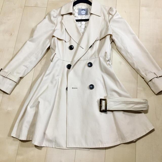 Rirandture(リランドチュール)のリランドチュール ドレス トレンチコート レディースのジャケット/アウター(トレンチコート)の商品写真