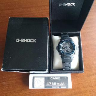 カシオ(CASIO)のCASIO GSHOCK 4765 JA AWG-100BC(腕時計(アナログ))