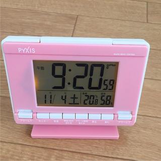 セイコー(SEIKO)の美品 SEIKO セイコー デジタル時計 置時計 多機能目覚まし時計(置時計)