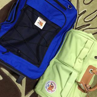タイショウセイヤク(大正製薬)ののんたん様専用 2wayキャリーバッグ(トラベルバッグ/スーツケース)