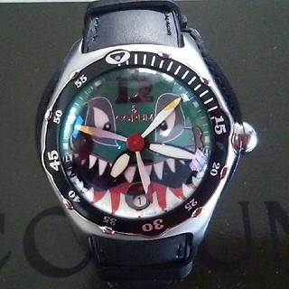 コルム(CORUM)のバブルダイブボンバーシャーク(腕時計(アナログ))