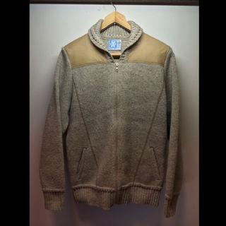 ロンハーマン(Ron Herman)のNorsewearビンテージニットジャケット(ニュージーランド製)(ニット/セーター)