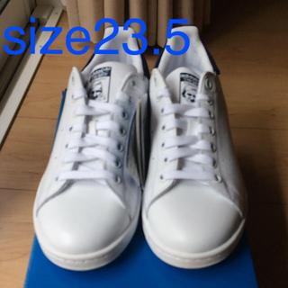 アディダス(adidas)のアディダス スタンスミス ブルー size23.5 箱なし(スニーカー)