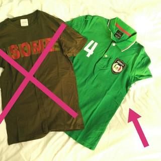 ザラ(ZARA)の美品◆ZARA MEN ポロシャツ S(ポロシャツ)