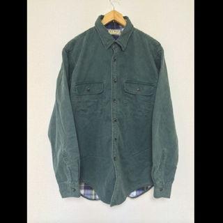 ジャーナルスタンダード(JOURNAL STANDARD)のL.L.Beanビンテージダックシャツジャケット(アメリカ製)(ブルゾン)