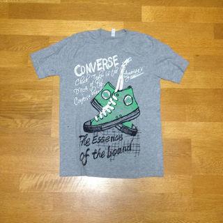 コンバース(CONVERSE)のコンバース グレーTシャツ(その他)