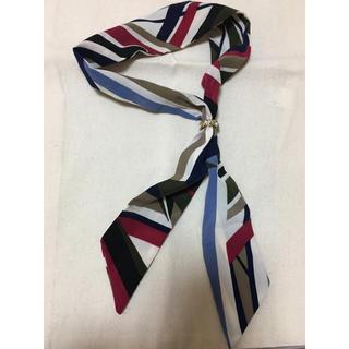 スリーフォータイム(ThreeFourTime)のマサ様専用 スリーフォータイム スカーフ風 ネックレス (ネックレス)