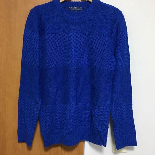ニット セーター メンズのトップス(ニット/セーター)の商品写真
