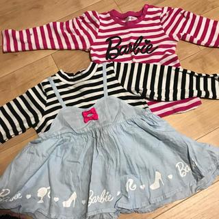 バービー(Barbie)のバービー★セット★95(Tシャツ/カットソー)