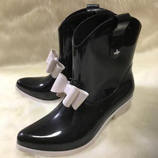 ヴィヴィアンウエストウッド(Vivienne Westwood)のvivienne westwood anglomania melissa(レインブーツ/長靴)