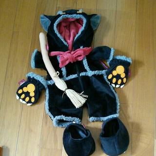 ダッフィー(ダッフィー)のアンコールコレクション 黒猫ダッフィコスチューム(キャラクターグッズ)