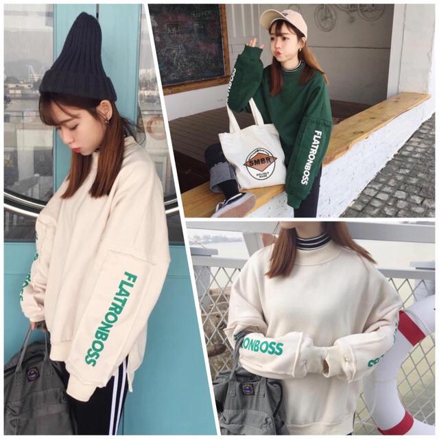 【大人気☆】韓国 原宿 ファッション スウェット 秋服 冬服
