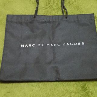 マークバイマークジェイコブス(MARC BY MARC JACOBS)のMARC BY MARC JACOBSバック雑誌付録(エコバッグ)