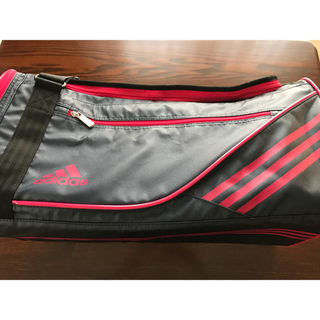 アディダス(adidas)の未使用 アディダス サッカー チームバッグ ショルダーバッグ ボストン(ボストンバッグ)