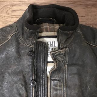 ロンハーマン(Ron Herman)の希少 RUEHL No.925  HUDSON JACKET Mサイズ(レザージャケット)