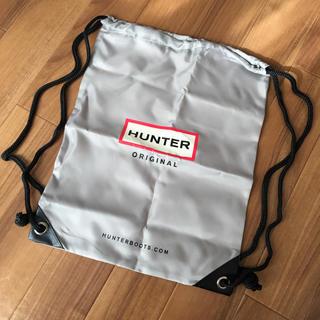 ハンター(HUNTER)の【新品】HUNTER ナップサック(リュック/バックパック)