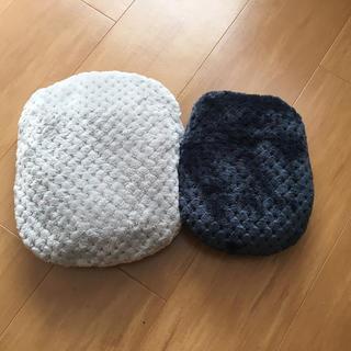 ムジルシリョウヒン(MUJI (無印良品))の無印 湯たんぽ 大小本体&カバーセット(日用品/生活雑貨)