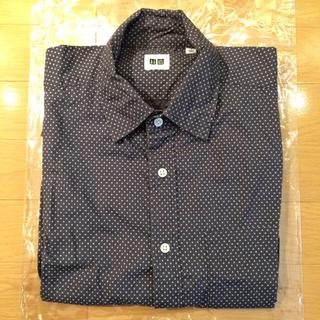 ユニクロ(UNIQLO)のユニクロ メンズ長袖カジュアルシャツ(シャツ)