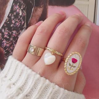 【Lulu Mina】handmaid accessorys*°(リング)