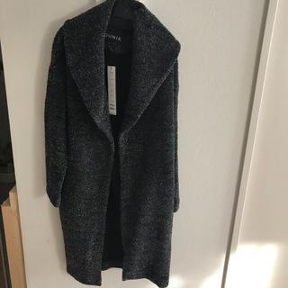 ルーニィ(LOUNIE)のLOUNIE 新品未着用 春コート タグ付き(ロングコート)