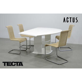 アクタス(ACTUS)のアクタス☆ダイニングテーブル☆TECTA M5☆輸入家具(ダイニングテーブル)