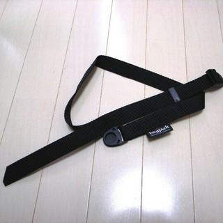 アークテリクス(ARC'TERYX)の新品 BAGJACKディスクバックルベルト 2.5センチ幅 黒(ベルト)