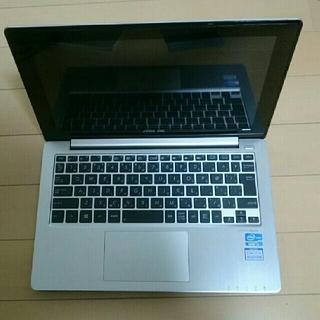 エイスース(ASUS)のASUS X202E CT3217G 11.6型ノートPC(ノートPC)