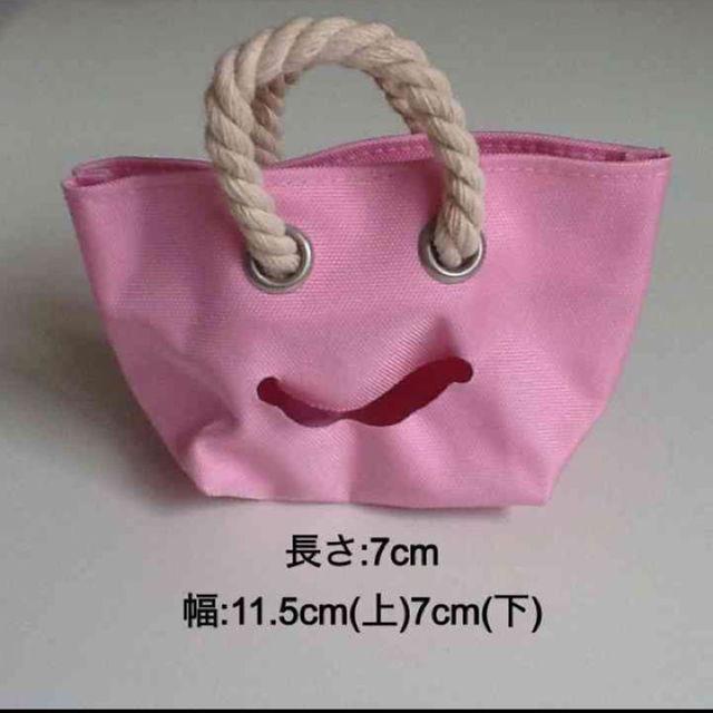 新品  可愛いピンク充電コード専用トートバッグ レディースのファッション小物(その他)の商品写真