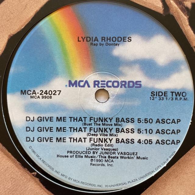 LYDIA RHODES エンタメ/ホビーのCD(R&B/ソウル)の商品写真
