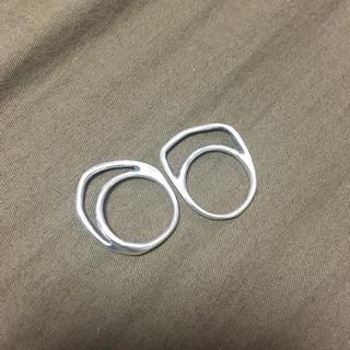 イオッセリアーニ(IOSSELLIANI)のIOSSELLIANI puzzle ring(リング(指輪))