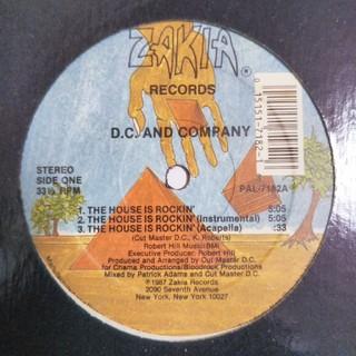 D.C. AND COMPANY(R&B/ソウル)