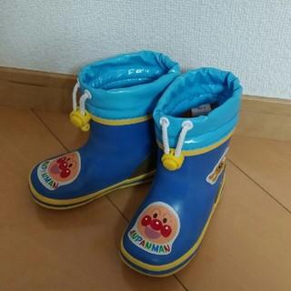 アンパンマン(アンパンマン)のsize15㎝ アンパンマン 長靴 レインブーツ(長靴/レインシューズ)