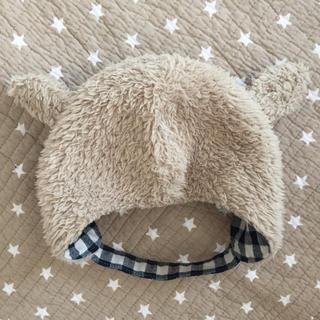 connect M 羊アニマル ボア 帽子子供607080 46から48