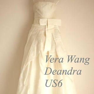 ヴェラウォン(Vera Wang)のお値下げ中* VeraWang  deandra  US6 (ウェディングドレス)