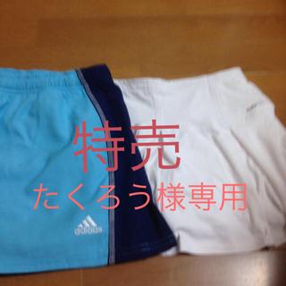 アディダス(adidas)のテニススコート(ウェア)