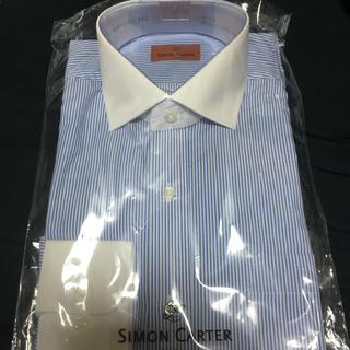 サイモンカーター(SIMON CARTER)の【新品未使用】サイモンカーター 長袖 ワイシャツ(シャツ)