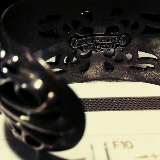Chrome Hearts(クロムハーツ)のしのぶ様専用 メンズのアクセサリー(バングル/リストバンド)の商品写真