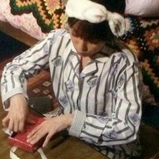 ジェラートピケ(gelato pique)のラスト1点のみ❤早い者勝ち ダメ恋 レア商品 ジェラートピケ スノードームシャツ(パジャマ)