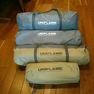 ユニフレーム(UNIFLAME)のユニフレーム 三点セット(テント/タープ)