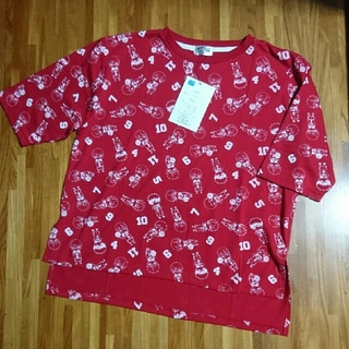 バンダイ(BANDAI)の黒子のバスケTシャツ  半袖トップス(M)⭐新品タグ付き(Tシャツ(半袖/袖なし))