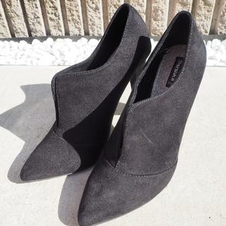 ベルシュカ(Bershka)のBershka BLACKshoes(ブーティ)