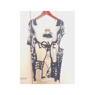 ハーフマン(HALFMAN)のHALFMAN(Tシャツ(半袖/袖なし))