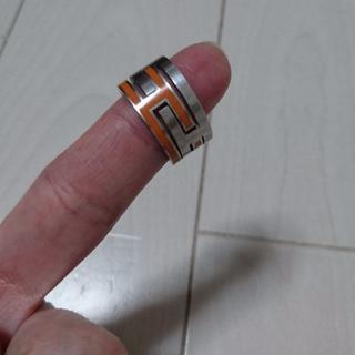 エルメス(Hermes)のHERMES人気ムーブアッシュ(リング(指輪))
