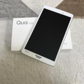 エルジーエレクトロニクス(LG Electronics)のOT様専用  Qua tab PX(タブレット)