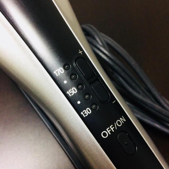 Panasonic(パナソニック)のパナソニック ♢ ヘアーアイロン ♦︎ Panasonic スマホ/家電/カメラの美容/健康(ヘアアイロン)の商品写真