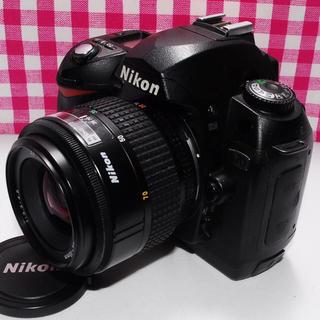 ニコン(Nikon)の❤相棒と出かけよう❤ Nikon D70 レンズキット♪ カメラバッグ付き✨(デジタル一眼)
