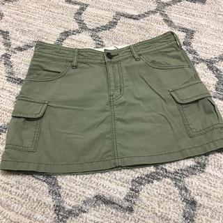 ノックアウト(KNOCKOUT)のknockout スカート 新品未使用(ミニスカート)