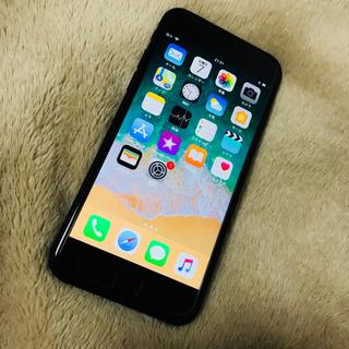アイフォーン(iPhone)のiPhone 7 128GB ブラック ソフトバンク 本体のみ Softbank(スマートフォン本体)